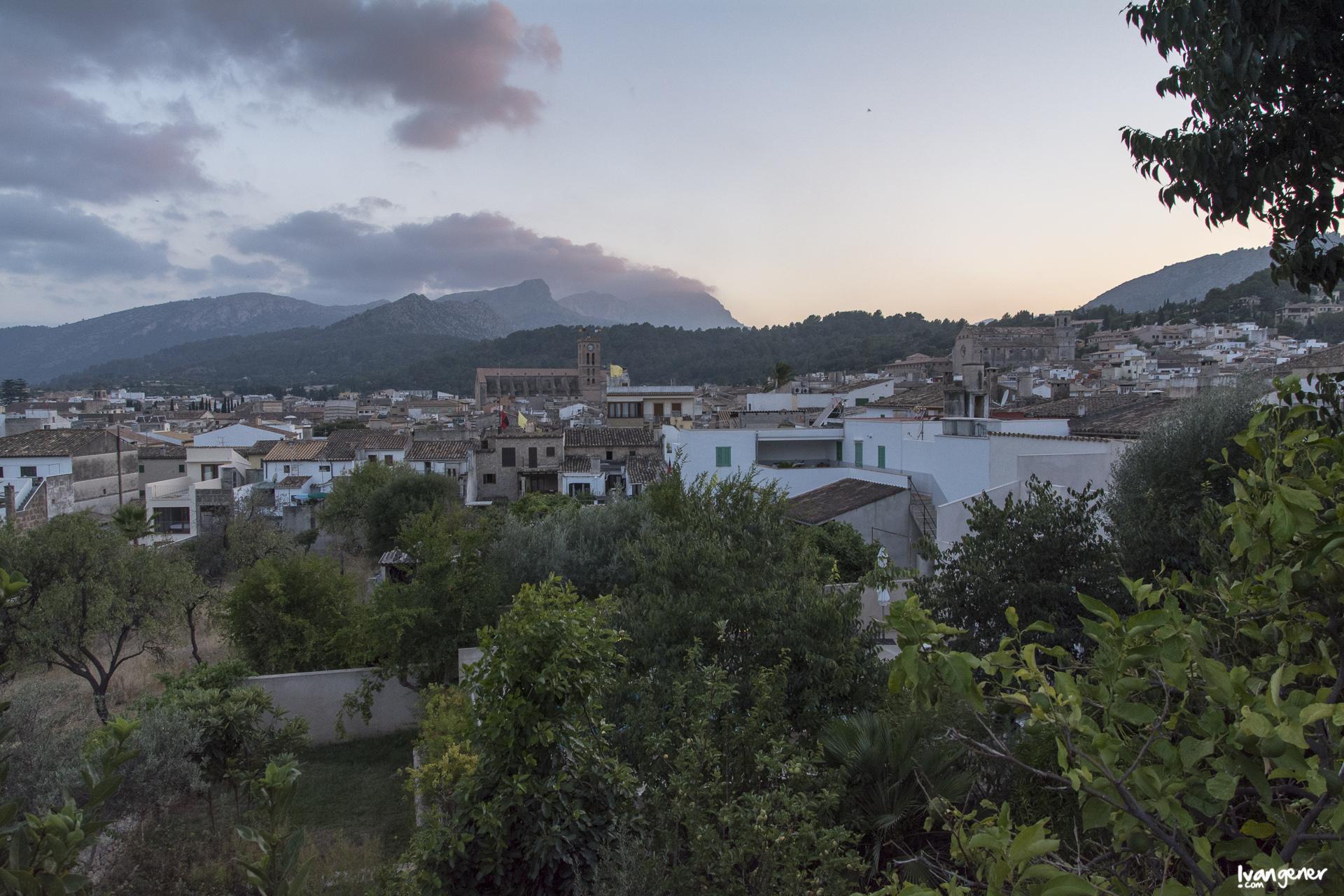"""01/08/2014 – Pollença, Mallorca. """"Dusk""""."""